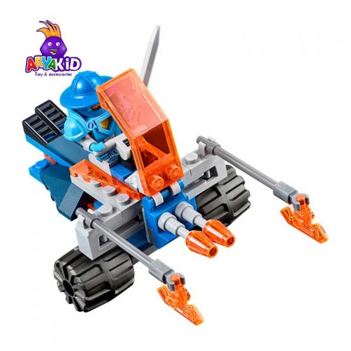 لگو نبرد بلستر ۷۶ قطعه سری LEGO NEXO Knights3