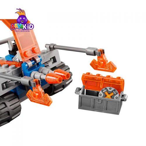 لگو نبرد بلستر ۷۶ قطعه سری LEGO NEXO Knights4