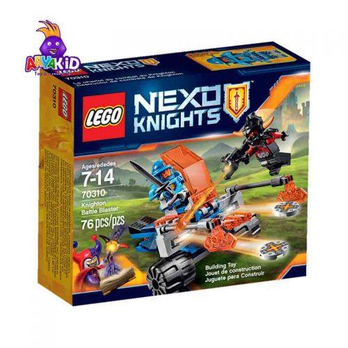 لگو نبرد بلستر ۷۶ قطعه سری LEGO NEXO Knights7