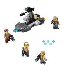 لگو نبرد نظامی ۱۱۲ قطعه سری LEGO Star Wars