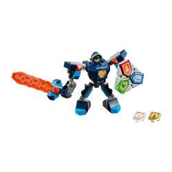 لگو نبرد کلای ۷۹ قطعه سری LEGO NEXO Knights