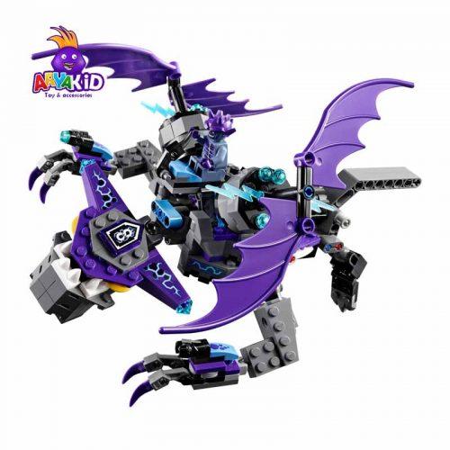 لگو هلگوییل ۳۱۸ قطعه سری LEGO NEXO Knights1