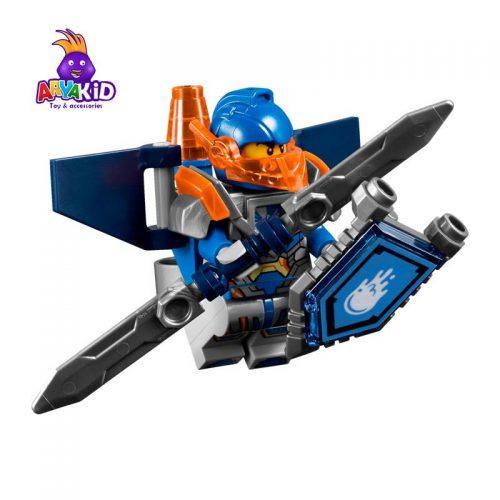 لگو هلگوییل ۳۱۸ قطعه سری LEGO NEXO Knights2