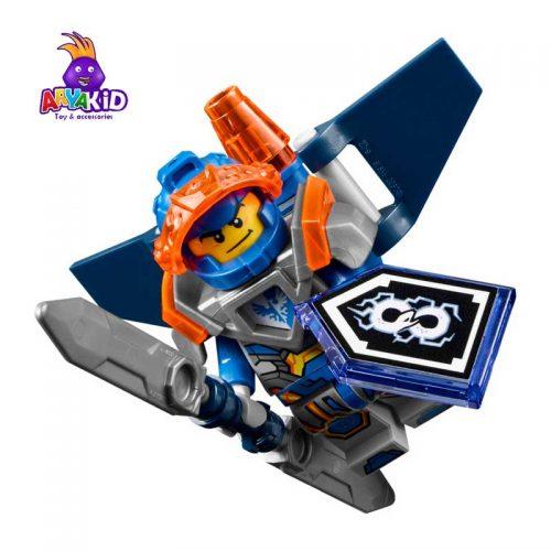 لگو هلگوییل ۳۱۸ قطعه سری LEGO NEXO Knights3