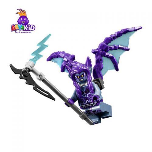 لگو هلگوییل ۳۱۸ قطعه سری LEGO NEXO Knights4