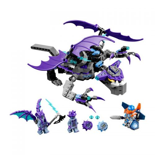 لگو هلگوییل ۳۱۸ قطعه سری LEGO NEXO Knights