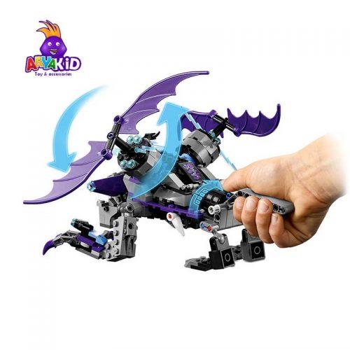 لگو هلگوییل ۳۱۸ قطعه سری LEGO NEXO Knights9