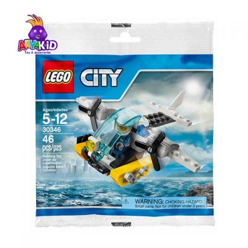 لگو هلیکوپتر ۴۶ قطعه سری LEGO CITY
