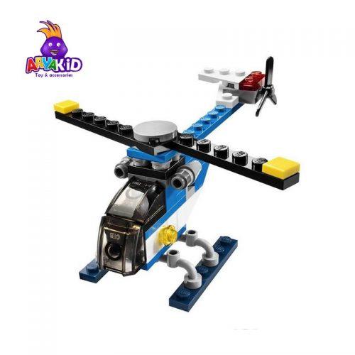لگو هلیکوپتر ۴۷ قطعه سری LEGO Creator1