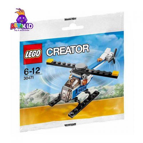 لگو هلیکوپتر ۴۷ قطعه سری LEGO Creator2