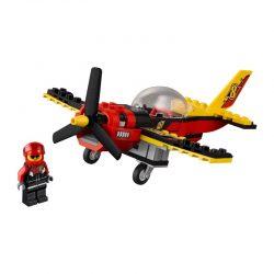 لگو هواپیمای مسابقه ۸۹ قطعه سری LEGO CITY