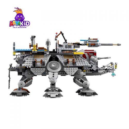لگو وسیله جنگی ۹۷۲ قطعه سری LEGO Star Wars2