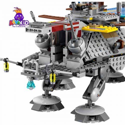 لگو وسیله جنگی ۹۷۲ قطعه سری LEGO Star Wars3
