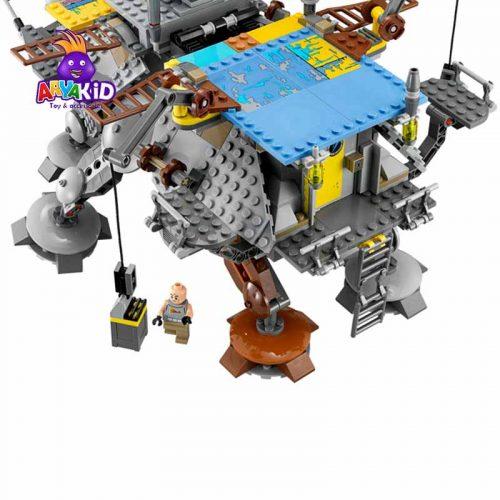 لگو وسیله جنگی ۹۷۲ قطعه سری LEGO Star Wars4