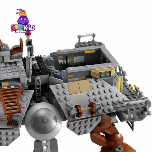 لگو وسیله جنگی ۹۷۲ قطعه سری LEGO Star Wars5