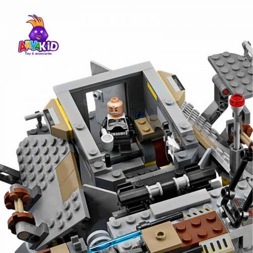 لگو وسیله جنگی ۹۷۲ قطعه سری LEGO Star Wars6