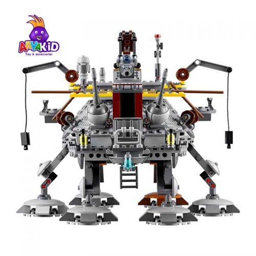 لگو وسیله جنگی ۹۷۲ قطعه سری LEGO Star Wars8