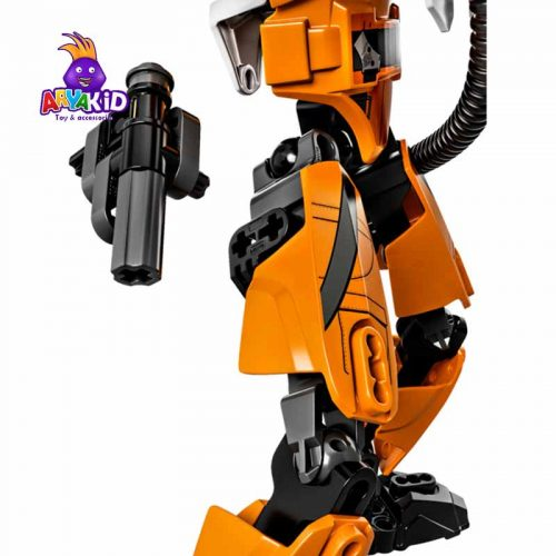 لگو پو دامرون ۱۰۲ قطعه سری LEGO Star Wars3