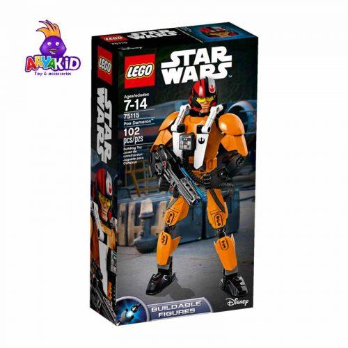 لگو پو دامرون ۱۰۲ قطعه سری LEGO Star Wars6