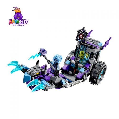 لگو کالسکه ۲۰۸ قطعه سری LEGO NEXO Knights1