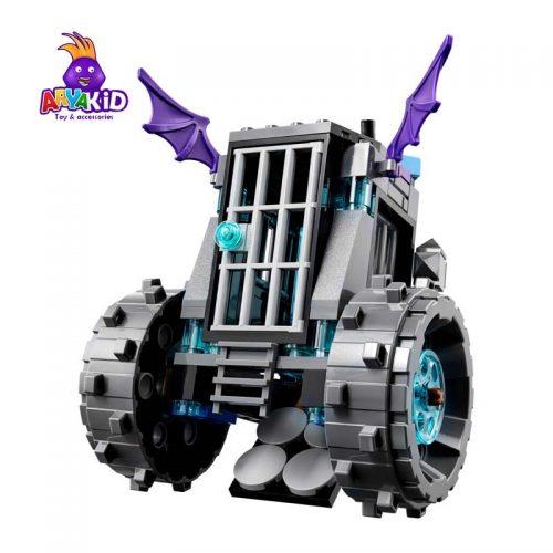 لگو کالسکه ۲۰۸ قطعه سری LEGO NEXO Knights2