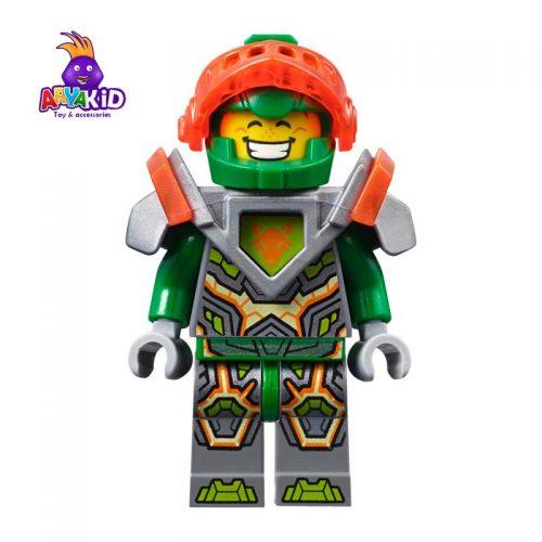 لگو کالسکه ۲۰۸ قطعه سری LEGO NEXO Knights4