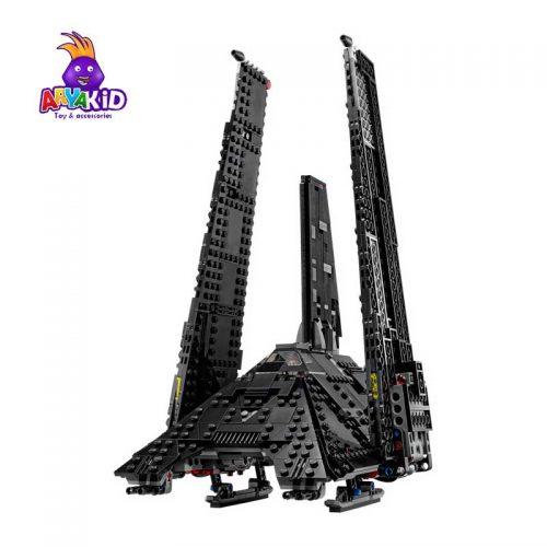 لگو کشتی فضایی ۸۶۳ قطعه سری LEGO Star Wars