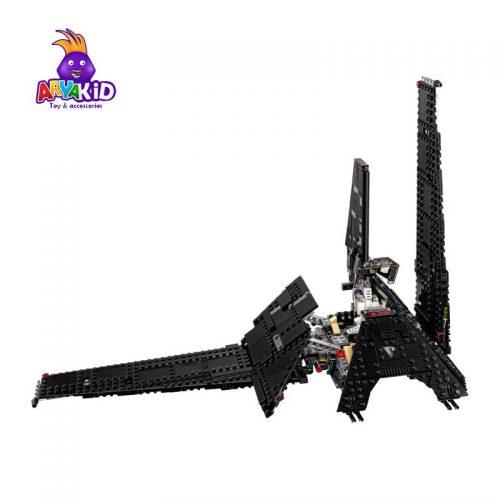لگو کشتی فضایی ۸۶۳ قطعه سری LEGO Star Wars2