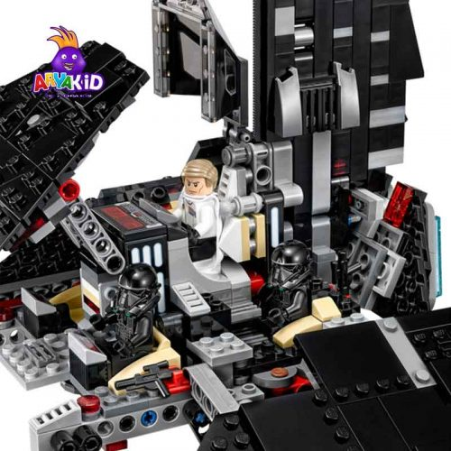 لگو کشتی فضایی ۸۶۳ قطعه سری LEGO Star Wars6