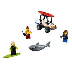 لگو گارد ساحلی ۷۶ قطعه سری LEGO CITY