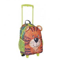 چمدان چرخدار طرح ببر اوکی داگ Okiedog