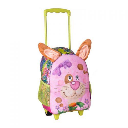 چمدان چرخدار طرح خرگوش اوکی داگ Okiedog