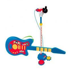 ست گیتار و میکروفن پایه دار IMC