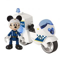 فیگور میکی موس با موتور پلیسی IMC