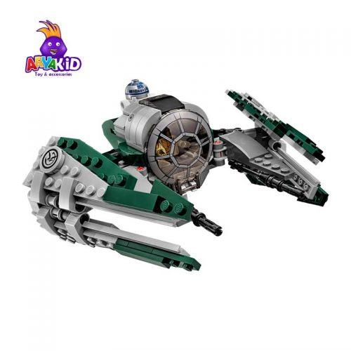 لگو استارفایتر ۲۶۲ قطعه سری LEGO Star Wars1