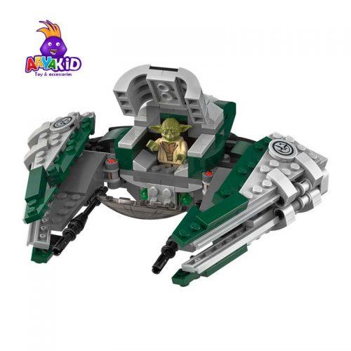 لگو استارفایتر ۲۶۲ قطعه سری LEGO Star Wars2