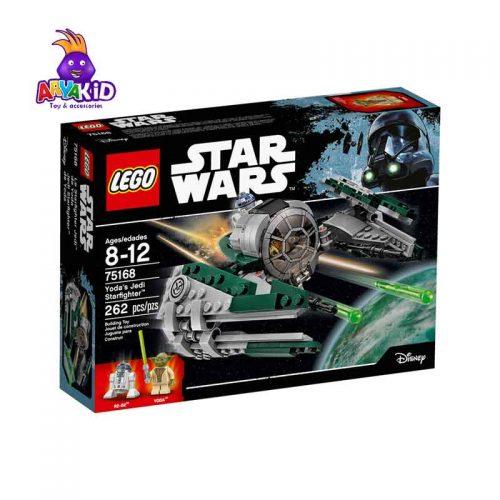 لگو استارفایتر ۲۶۲ قطعه سری LEGO Star Wars5