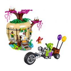 لگو جزیره پرندگان ۲۷۷ قطعه سری Angry Birds