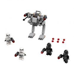 لگو سفینه واکر ۱۱۲ قطعه سری LEGO Star Wars