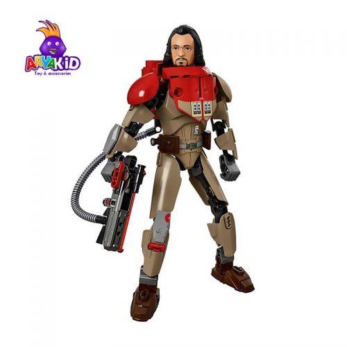 لگو مدل Baze Malbus سری LEGO Star Wars2