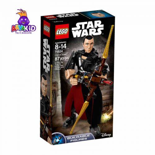 لگو مدل Chirrut Imwe سری LEGO Star Wars3