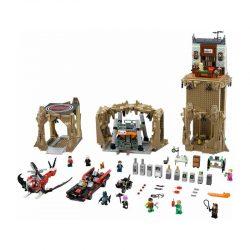لگو مقر بتمن ۲۵۲۶ قطعه سری LEGO Super Heroes