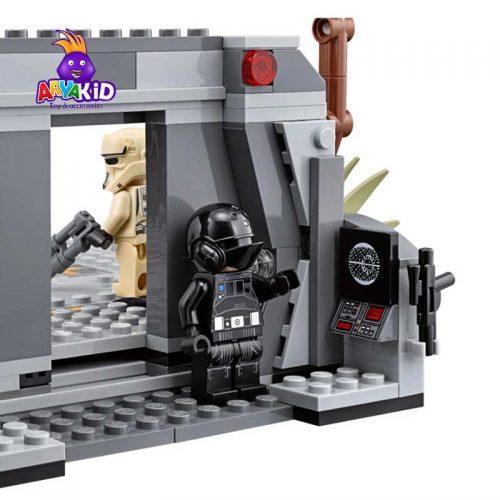 لگو نبرد در اسکارف ۴۱۹ قطعه سری LEGO Star Wars3