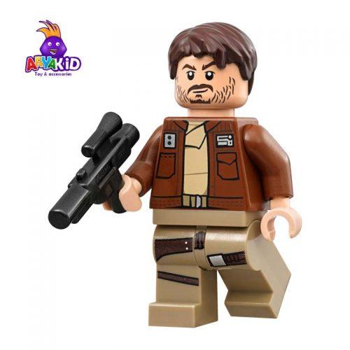 لگو نبرد در اسکارف ۴۱۹ قطعه سری LEGO Star Wars5
