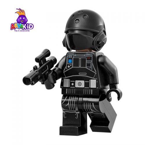 لگو نبرد در اسکارف ۴۱۹ قطعه سری LEGO Star Wars7
