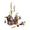لگو کشتی دزدان دریایی ۶۲۰ قطعه سری Angry Birds