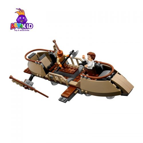 لگو گودال سارلاک ۲۷۷ قطعه سری LEGO Star Wars1