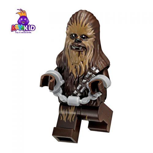 لگو گودال سارلاک ۲۷۷ قطعه سری LEGO Star Wars4