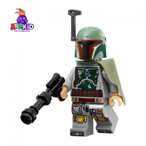 لگو گودال سارلاک ۲۷۷ قطعه سری LEGO Star Wars5