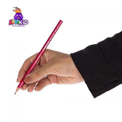مداد رنگی ۱۲ رنگ جعبه مقوایی STAEDTLER3